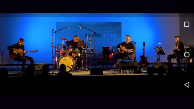 Claudio Bellato Acoustic Combo Scena 1312 Bardonecchia